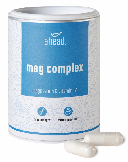 Image of ahead. mag complex (120 Kapseln)