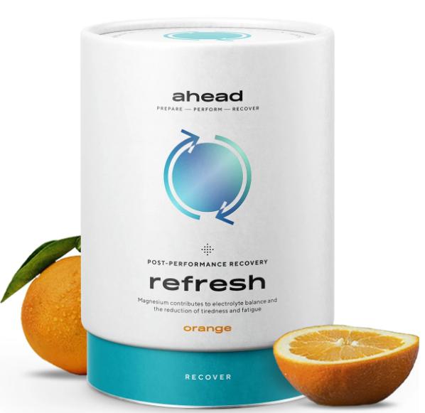 Image of ahead. refresh Orange (450g)