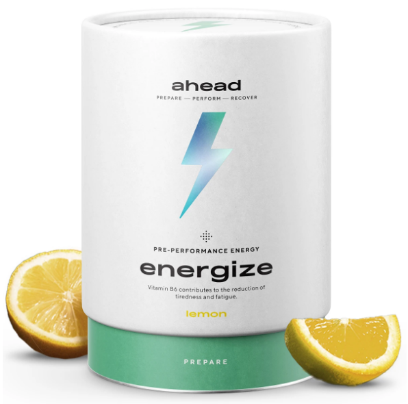 Image of ahead. energize lemon (450g)