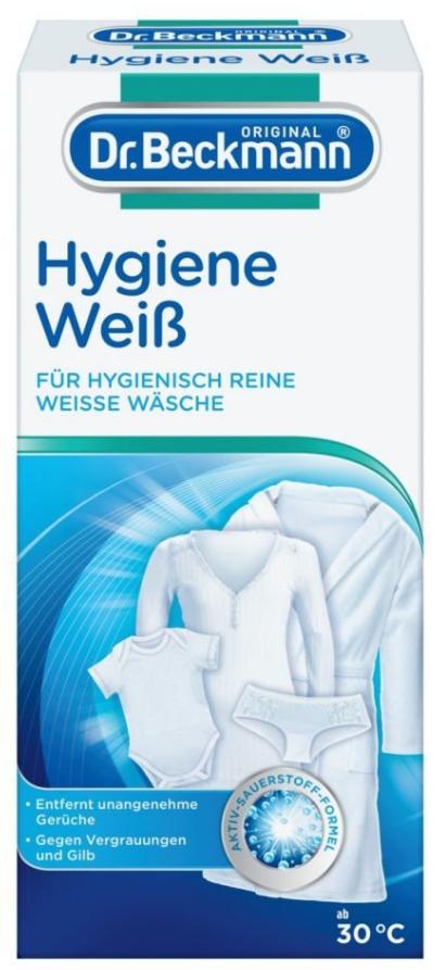 Image of Dr.Beckmann Hygiene Weiss (500g)