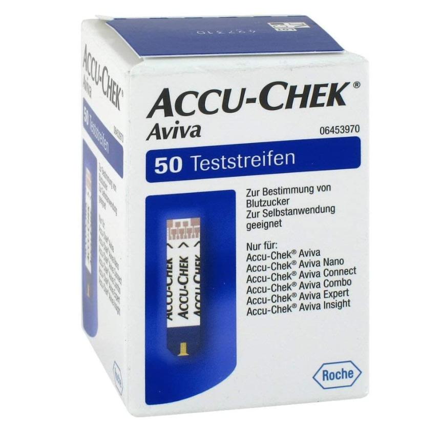Image of Accu-Check Aviva Teststreifen (50 Stk)