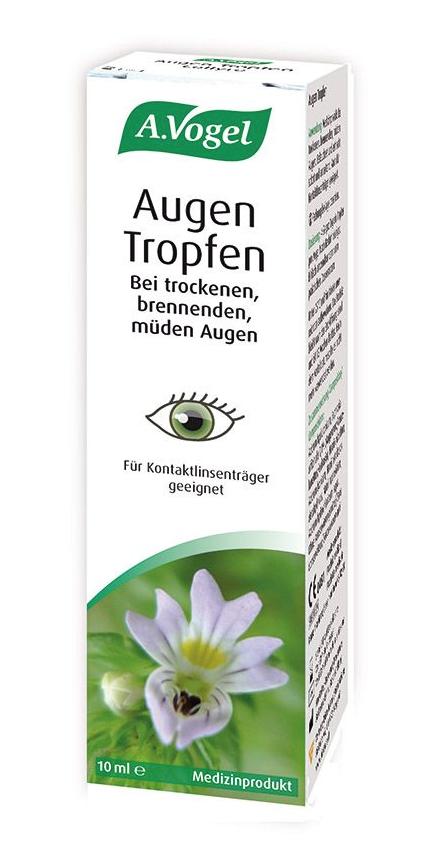 Image of A. Vogel Augen-Tropfen (10ml)