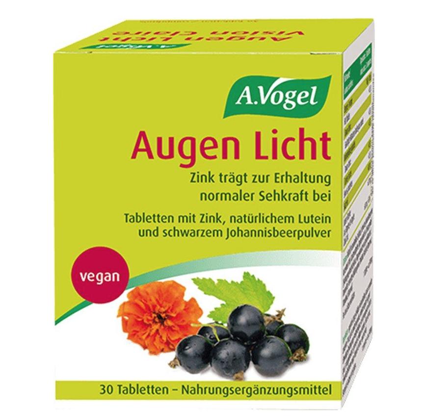 Image of A. Vogel Augen Licht (30 Stk)