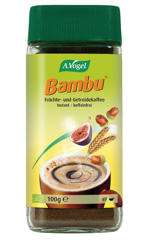 Image of A. Vogel Bambu Früchte- und Getreidekaffee Instant (100g)