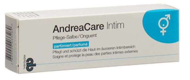 Image of AndreaCare Intim Pflege-Salbe pafümiert (50ml)