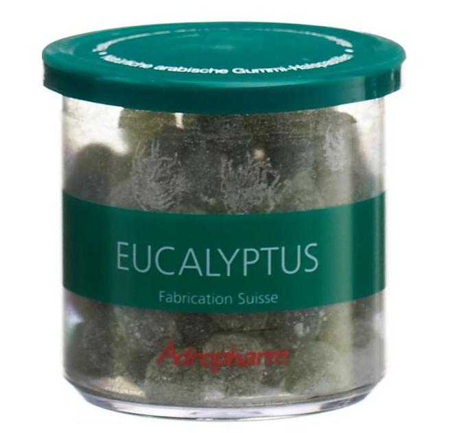 Image of Adropharm Eukalyptus reizlindernde Pastillen (140g)