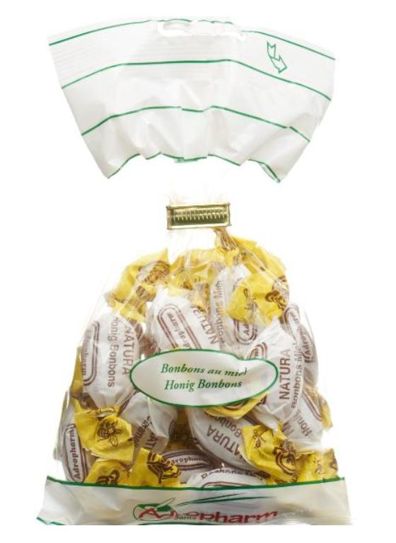 Image of Adropharm Honig Bonbons flüssig Beutel (80g)