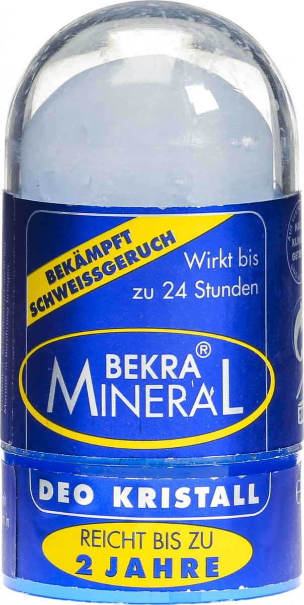 Image of BEKRA Mineral Deo Kristall (120g)
