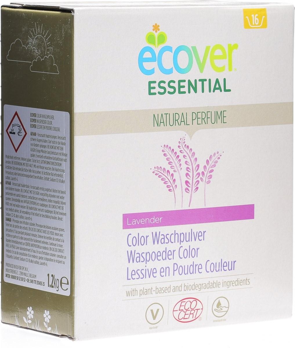 Image of Ecover Essential Color Waschpulver Lavendel (1.2kg)