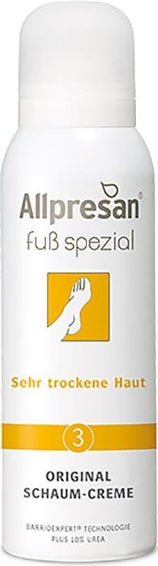 Image of Allpresan Fuss spezial 3 Original Schaum-Creme (200ml)