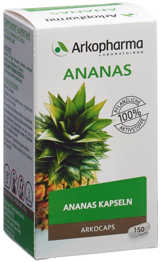 Image of ARKOCAPS Ananas Kapseln (150 Stk)