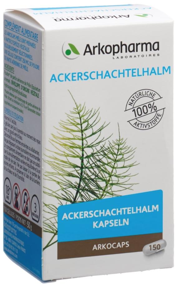 Image of ARKOCAPS Ackerschachtelhalm Kapseln (150 Stk)