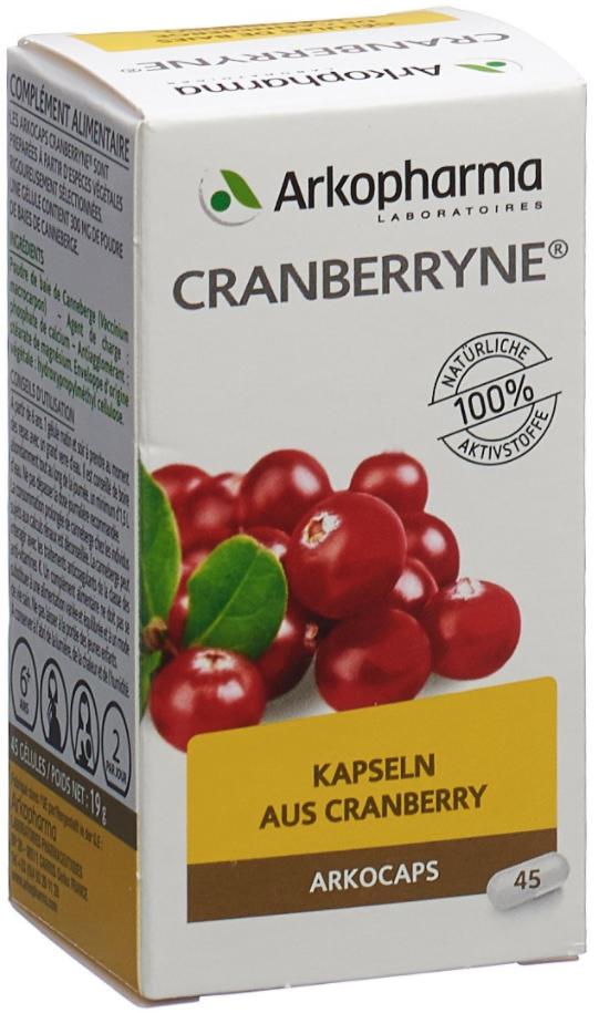 Image of ARKOCAPS Cranberry Kapseln (45 Stk)