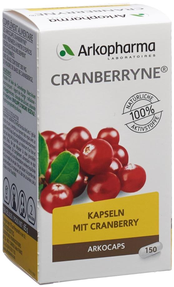 Image of ARKOCAPS Cranberry Kapseln (150 Stk)