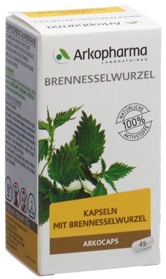 Image of ARKOCAPS Brennesselwurzel Kapseln (45 Stk)
