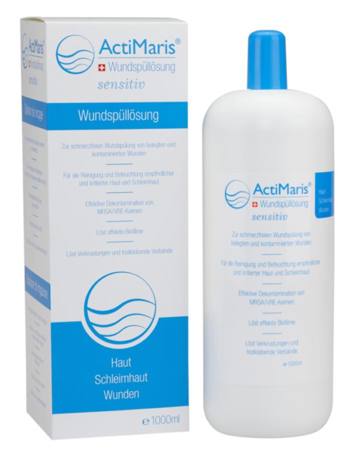 Image of ActiMaris Wundspüllösung Sensitiv (1000ml)