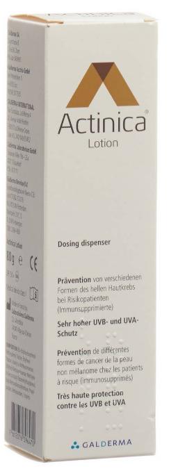 Image of Actinica Lotion mit Dispenser (80ml)