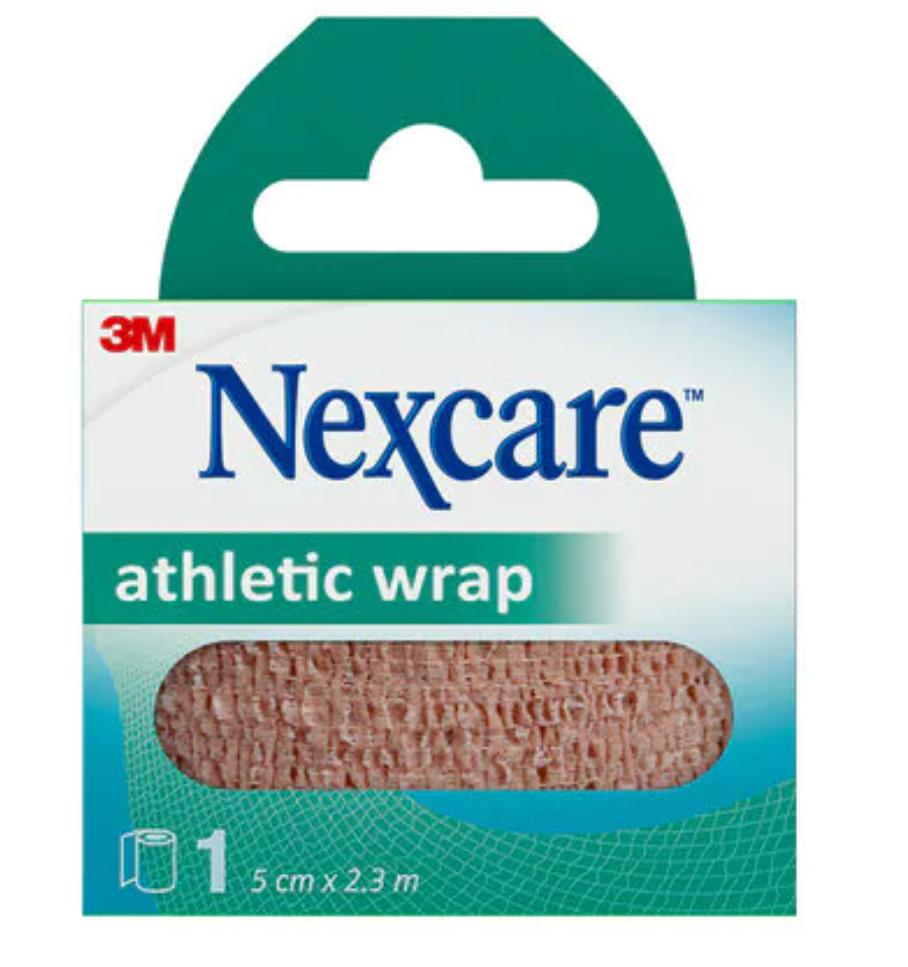 Image of 3M Nexcare Athletic Wrap Hautfarben (5cm x 2,3m)
