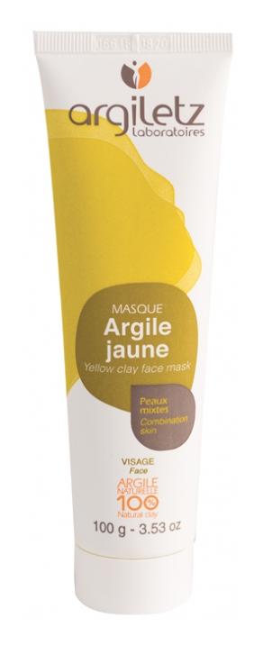 Image of Argiletz Gesichtsmaske Heilerde Gelb (100ml)