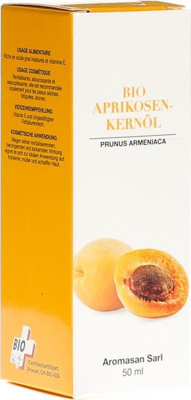 Image of AromaSan Bio Aprikosenkernöl (50ml)