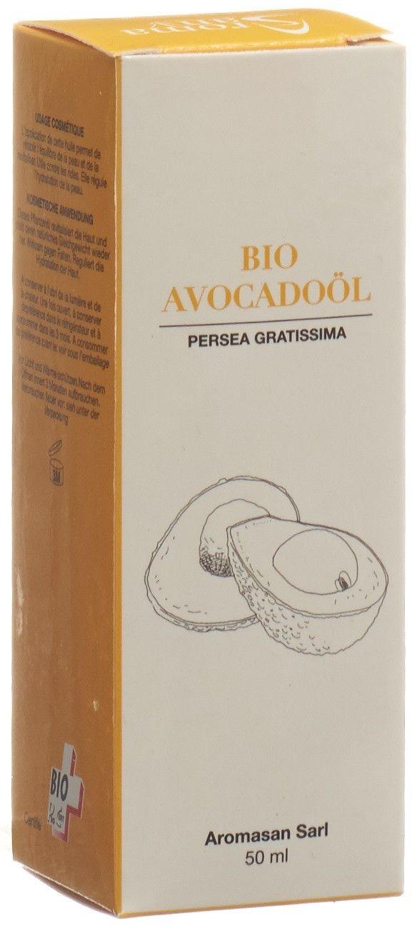 Image of AromaSan Bio Avocadoöl (50ml)