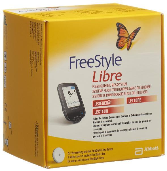 Image of Abbott Freestyle - Libre Lesegerät