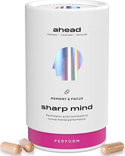 Image of ahead. sharp mind Kapseln (90 Stk)