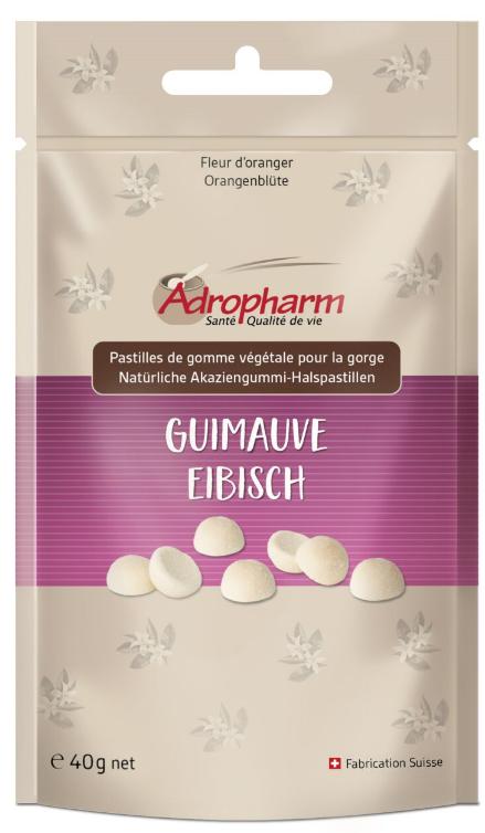 Image of Adropharm Eibisch Bonbons (40g)