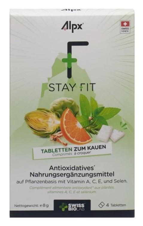 Image of Alpx Stay Fit Tabletten (4 Stk)