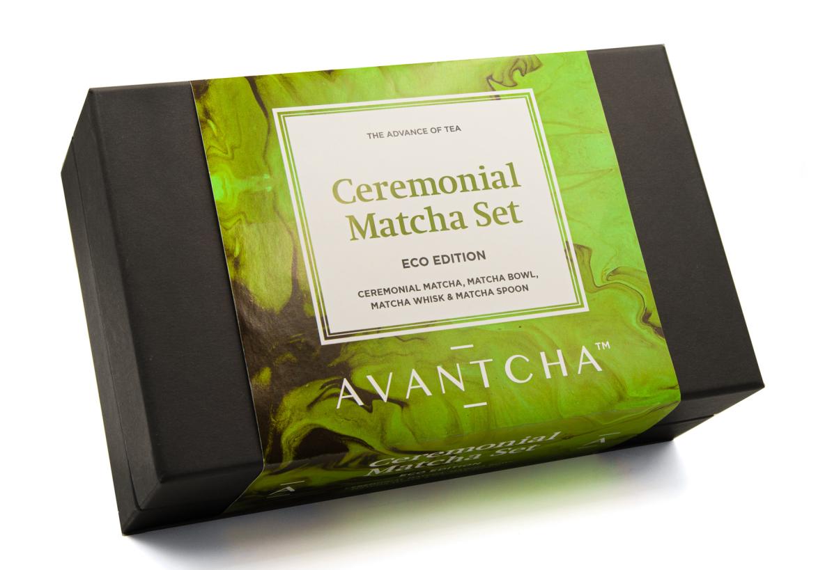Image of AVANTCHA Ceremonial Matcha Tee Set Eco
