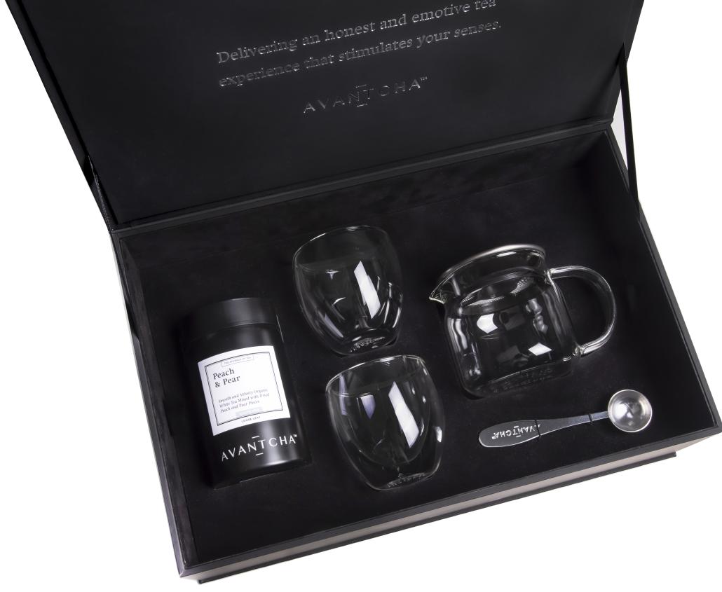 Image of AVANTCHA Connoiseurs Tea Set