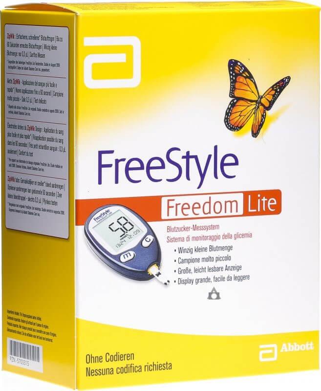 Image of Abbott Freestyle - Freedom Lite