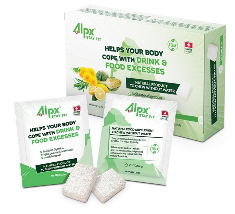 Image of Alpx Stay Fit Tabletten (50 Stk)