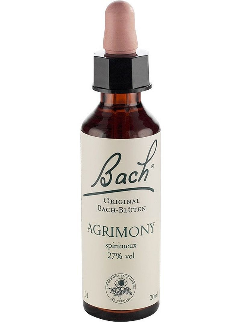 Image of Bach-Blüten Original Agrimony No 01 (20 ml)