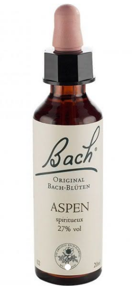 Image of Bach-Blüten Original Aspen No 02 (20 ml)