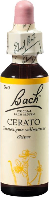 Image of Bach-Blüten Original Cerato No 05 (20 ml)