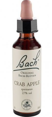 Image of Bach-Blüten Original Crab Apple No 10 (20 ml)