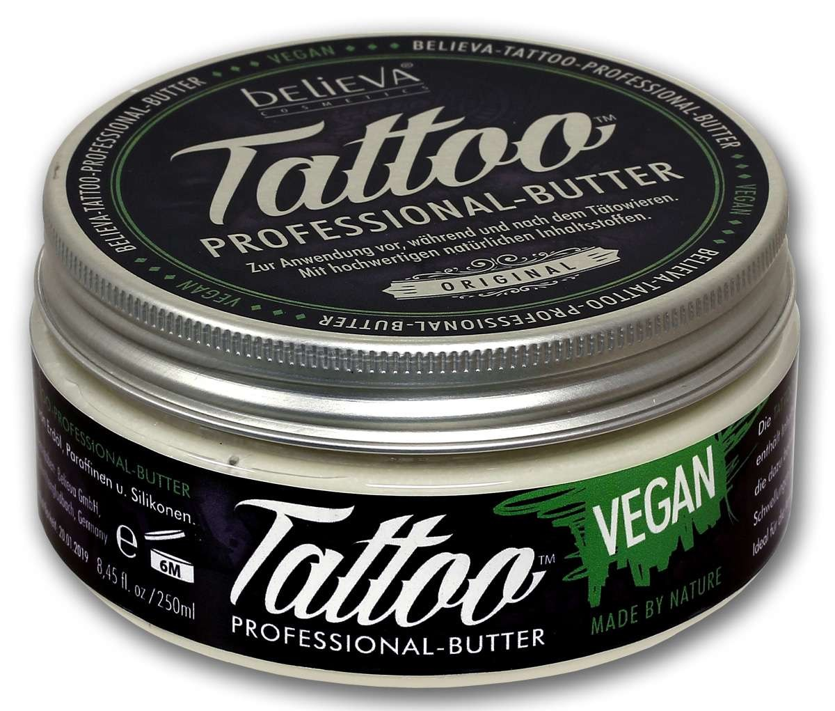 Image of Believa Professional Butter (250ml)