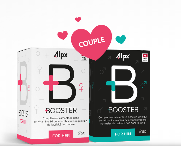 Image of Alpx Booster Couple - 2x Schachteln (50 Kapseln)