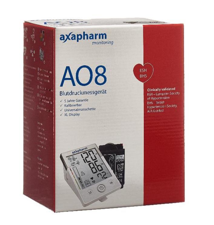 Image of Axapharm AO8 Blutdruckmessgerät Oberarm