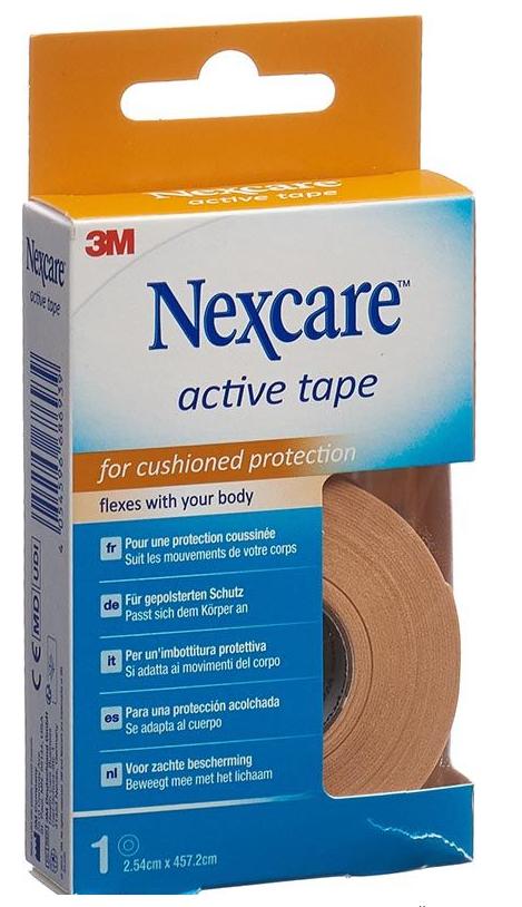 Image of 3M Nexcare Active Tape (2.54cm x 4.757cm)