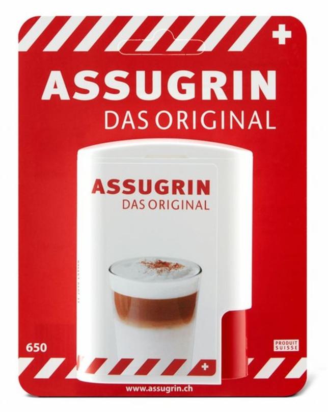 Image of ASSUGRIN Das Original Tabletten (650 Stk)