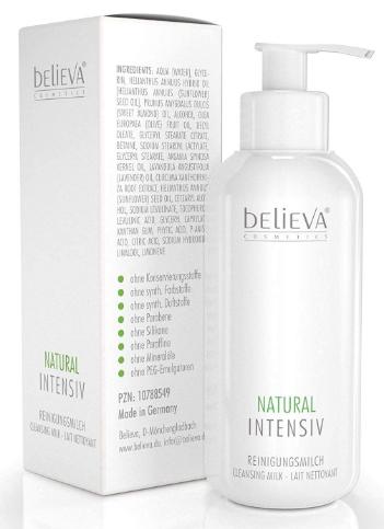Image of Believa Natural Intensive Reinigungsmilch (250ml)