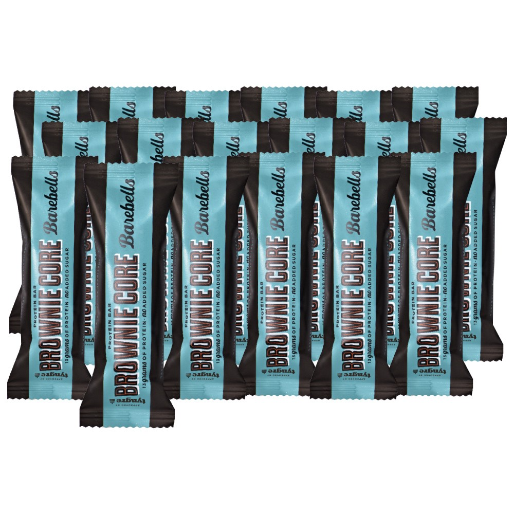 Image of Barebells Brownie Core Protein Riegel (18 x 35g)
