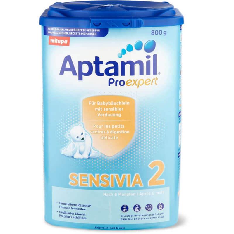 Milupa - Aptamil Sensivia 2 Eazypack (800g)