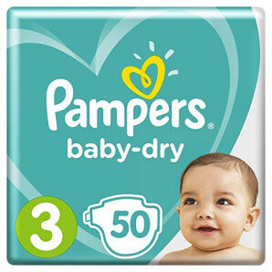 Pampers - Baby Dry Gr.3...