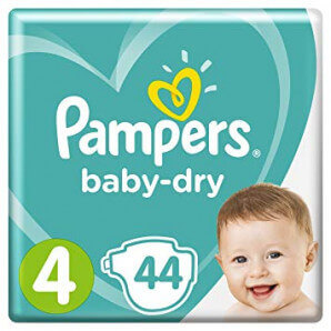 Pampers - Baby Dry Gr.4...