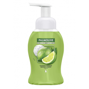 PALMOLIVE Magic Softness Schaum-Handseife Limette Minze (250ml)