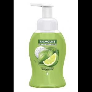 PALMOLIVESavon à mains en mousse Magic Softness menthe citron vert (250 ml)