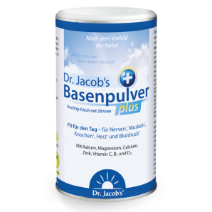 Dr. Jacob's Basenpulver plus (300g)
